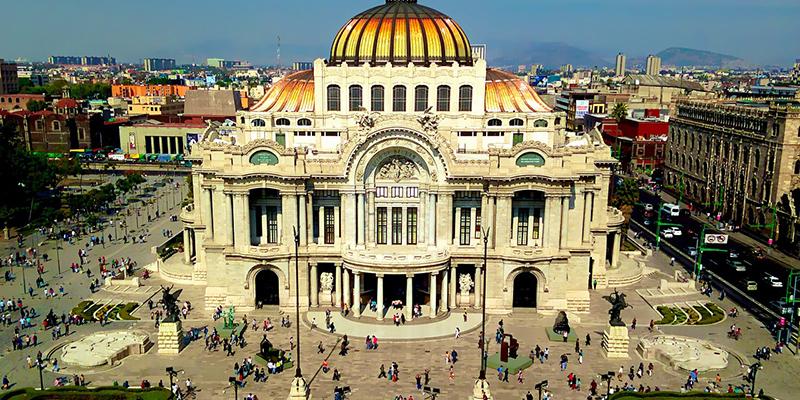 C.D. Mexico